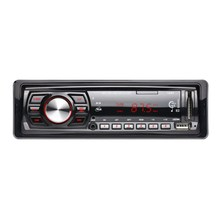 Car Radio Stereo Audio MP3 Player 12V In-dash Single 1 Din FM Receiver Aux Receiver USB SD with Remote Control