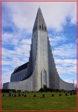 Free Shipping iceland Hallgrimskirkja Refrigerator Magnets 21058,Souvenirs of Worldwide Landscape Online Store(Hong Kong)