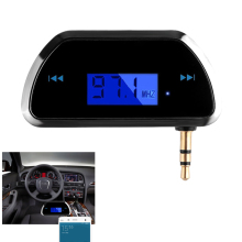 Wireless Bluetooth Car Radio FM Transmitter MP3 Player Audio FM Transmissor Stereo FM Modulator For iPhone Samsung Smartphone