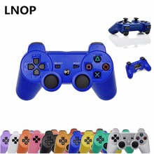 Wireless Bluetooth game Controller For PS3 Joystick dualshock Sony Playstation 3 console game Gamepad for play station 3 PS(China)