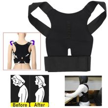 Aptoco Adjustable Posture Corrector Braces Supports Back Belt Support Corset Back Lumbar Shoulder Corrector De Postura
