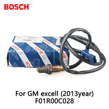 1pcs/lot Bosch Exhaust Gas Oxygen Sensor For GM excell (2013year) 1.5L 1.5L F01R00C028