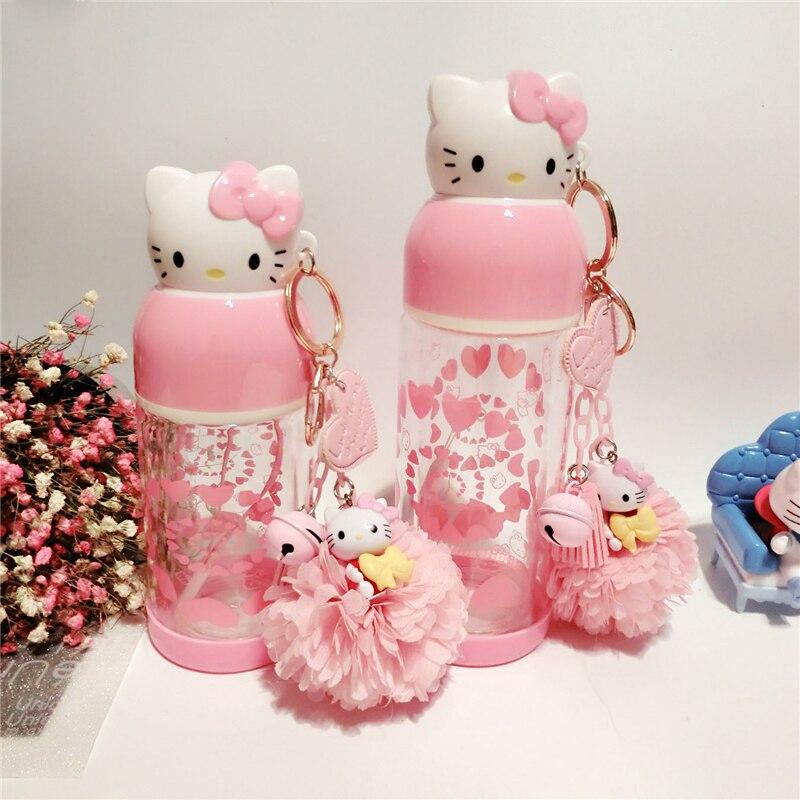 Hellokitty-Double-Insulated-Glass-Bottles-Leakproof-Lady-Cartoon-Cute-KT-Cat-Portable-Creative-water-bottles-MI7 (1)