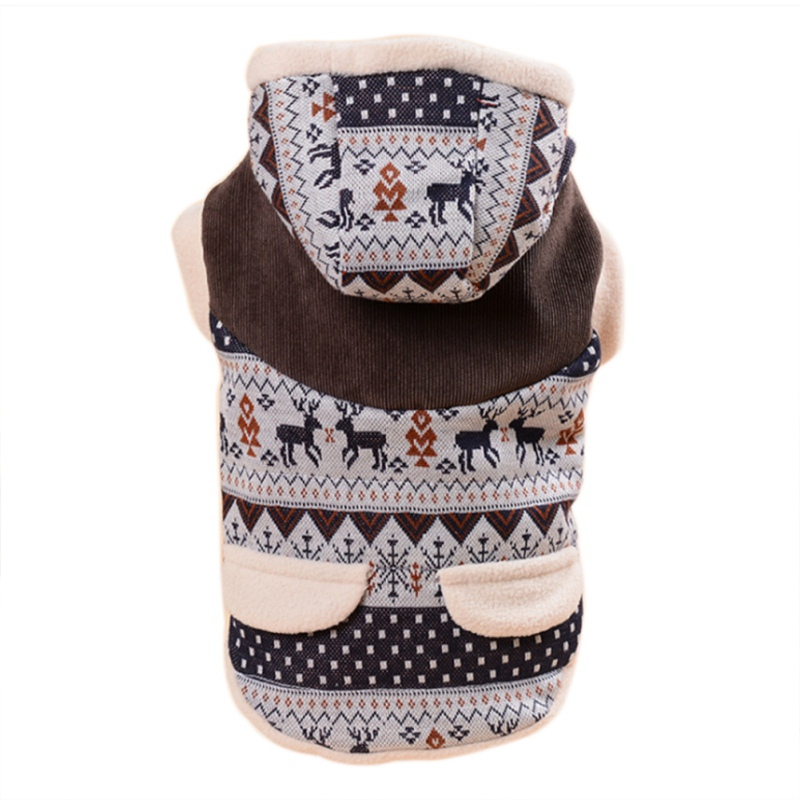 Winter Dog Clothes Small Dog Soft Fleece Pet Dog Clothing Yorkies Chihuahua Clothes Puppy Outfit Coat Hoodie Dog clothes2017