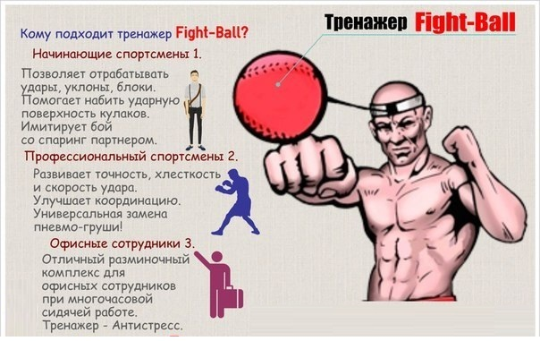 fight ball