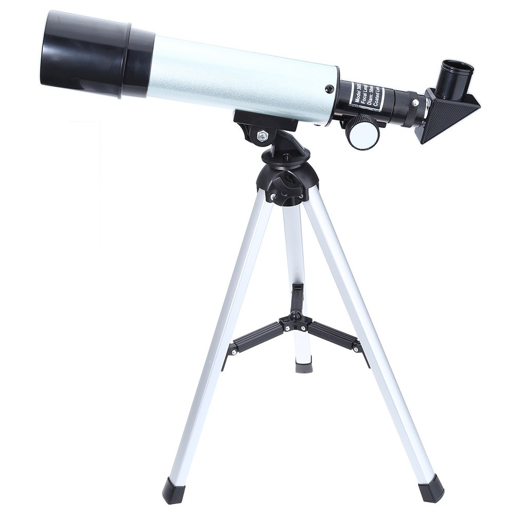 F36050M Outdoor Monocular Space Astronomical Telescope With Portable Tripod Spotting Scope 360/50mm telescopic Telescope<br><br>Aliexpress