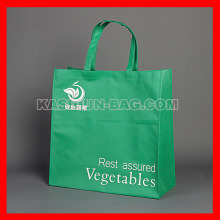 (1000pcs/lot) custom eco Polypropylene non woven reusable shopping bag with logo