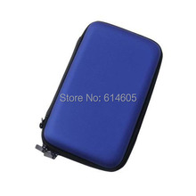 Blue Hard Case Bag Carry Pouch Sleeve for Nintendo DSL NDS Lite