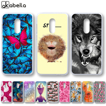 AKABEILA Soft TPU Phone Cases For Alcatel One Touch A7 5090Y Alcatel A7 5.5inch Covers Nutella Flamingo Tetris Silicone Housing(China)