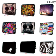 11.6 Laptop Sleeve 14 15.6 inch Notebook Bag 13.3 For MacBook Air Pro 13 Bag Laptop Case 11 12 17 inch Protective Case NS-hot1(China)