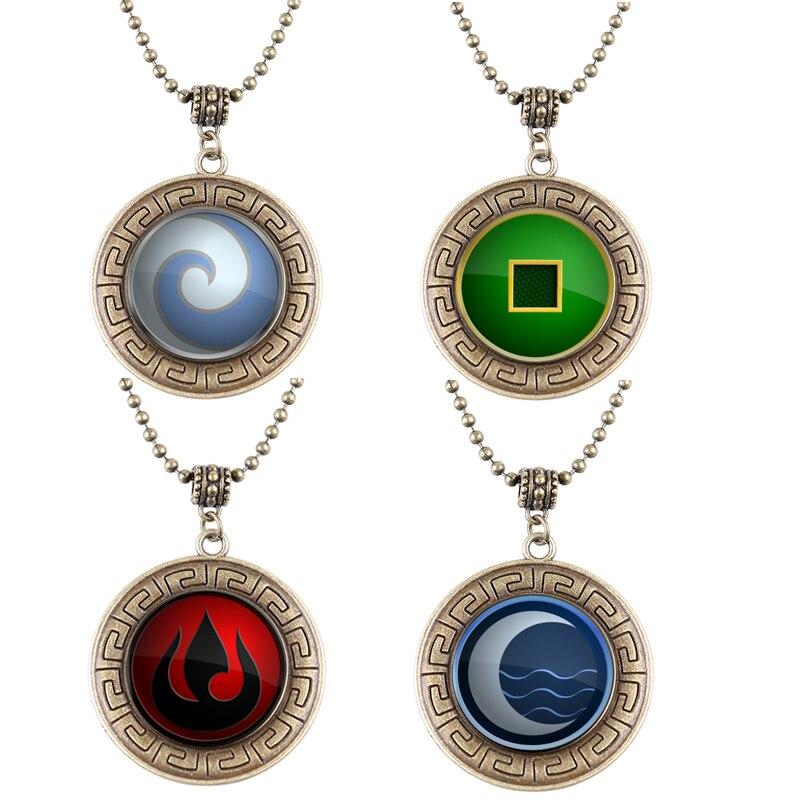 1pcslot Kingdom Hearts Nobody Logo Art Pendants Necklace Cabochon