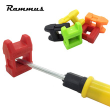 Rammus 1pcs Mini Screw Driver Magnetizer Demagnetizer Screwdriver Repair DIY Tool Set Magnetic For Screws Drill Bits Sockets Nut
