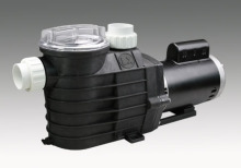 Lx dual speed swimming Pool Pump High speed 2.5HP/low spead 0.5HP with filter double speed pump(China)
