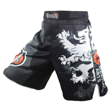 MMA Men's casual and comfortable breathable Sanda boxing training pants top king muay thai short bad boy mma men boxing clothing