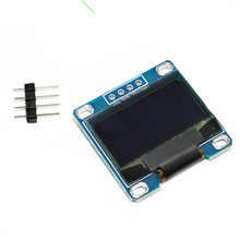 "Buy 0.96 inch IIC Serial White OLED Display Module 128X64 I2C SSD1306 12864 LCD LED Screen Board LED Display 0.96"" Arduino STM32 for $3.56 in AliExpress store"