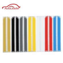 Universal 130cm x 24cm Car Auto Hood Scratched Stickers Engine Cover Styling Reflective Decal Stripe For VW /BMW /Honda