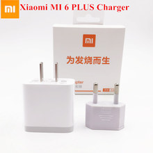 Buy Original Xiaomi 6 Plus Fast Charger 12V/1.5A Qualcomm Quick Charge 3.0 Usb Wall Charger Adapter MI 5 5s 4 3 redmi note for $9.76 in AliExpress store