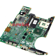 For HP dv6500 DV6000 laptop motherboard mainboard 434722-001 with 7200 graphics card  and 2 video memory ,100% Test ok