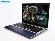 GMOLO 15.6inch gaming laptop notebook computer 4GB 500GB DVD-ROM In-tel J1900 Quad core WIFI camera