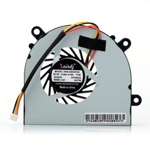 Notebook Computer Replacement Cooling Fan for MSI Megabook FX610 Series Laptops Cpu Cooler Fan S0I12 P10