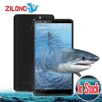 "Original leagoo shark 1 4g smartphone 6.0 ""FHD Android 5.1 3 GB RAM 16 GB ROM MTK6753 Octa Core 13.0MP Teléfonos Celulares de IDENTIFICACIÓN de Huellas Dactilares"