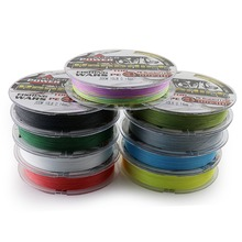 buy fishing line braid 300M best fishing cord 4x on line fishing tackle store Best fishing line brands super good quality wires(China)
