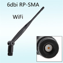 RP-SMA Directional Wireless WiFi Router Antenna 2.4GHz 5.8GHz 6dBi Dual-Band 802.11b/g/n wireless LANs High Gain