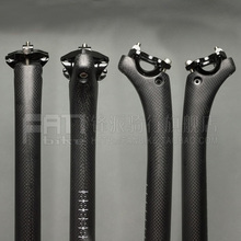 Buy NO LOGO Carbon Fiber Road/MTB Bicycle Seatpost Offset 25MM 3K gloss/matte Carbon Bike Seat Post Tube 27.2/30.8/31.6*350mm for $22.49 in AliExpress store