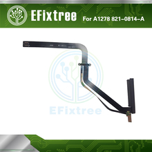 "NEW for A1278 HDD Hard Drive Flex Cable 821-0814-A For Apple MacBook Pro 13"" Year 2009 2010 MB990 MB991 MC374 MC375(China)"