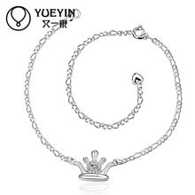A031 Lucky New Delicate Handmade Cheap Anklet Bulk Sale crystal promotion sexy lady cz stone wholesale bulk luxury gift