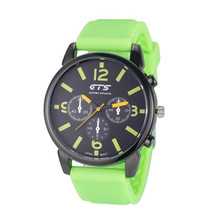 9s & cheap Men's Luxury Black Stainless Steel Analog Quartz Sport Wrist Watch  High quality watch M 29 0717