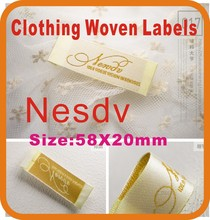NEWDV, brand stock clothes label,can be Custom Labels for your shop, can be free shipping and free design