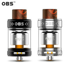 Buy Original OBS Crius II RTA 3.5ml Atomizer Crius 2 RTA Vape Tank Rebuildable Atomizer electronic cigarette 510 Thread Battery for $23.88 in AliExpress store