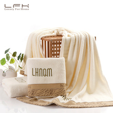 Fashion embroidery leopard cotton household hotel towel 33X74CM absorbent soft towel gift custom couple towel