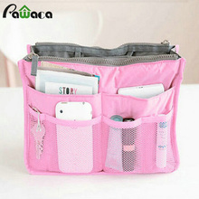 Professional Women Makeup Organizer Women Casual Travel Bag Multi Functional Women Bag Pouch Cosmetic Storage New Portable Bag