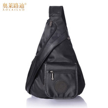 Men Nylon Messenger Shoulder Cross Body Bag Rucksack Laptop Satchel School Book Military Travel Climb Camp Sling Chest Back Pack