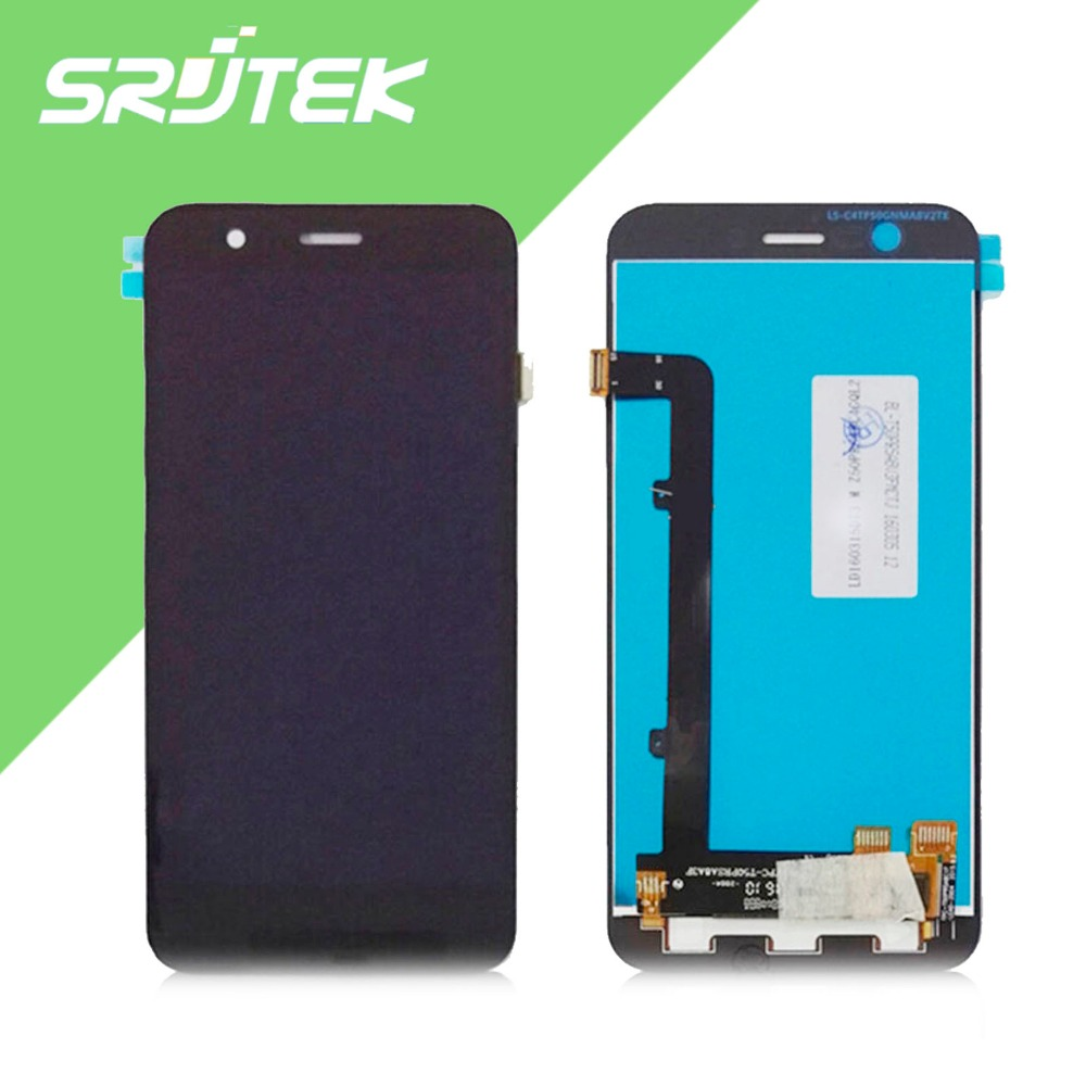 High Quality Black LCD Screen For Vodafone Smart Prime 7 VFD600 LCD Touch Display Digitizer Smartphone Assembly<br><br>Aliexpress