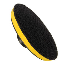 Wholesale Price 5 Inch Sticky Backing Pad Car Polishing Burnishing Grinders For M10 Thread 3/4/5inch Hot Sale
