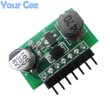 5 pcs 3W DC IN 7-30V OUT 700mA LED lamp Driver Support PMW Dimmer DC-DC 7.0-30V to 1.2-28V Step Down Buck Converter Module