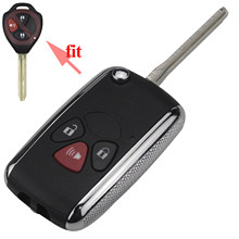 Online Get Cheap Toyota Camry Key Blank Remote Aliexpress Com