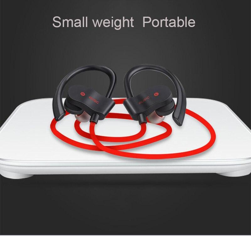HCQWBING Original Bluetooth 4.1 Wireless headphones sports earphone Earbuds headset stereo headphone for apple iphone xiaomi