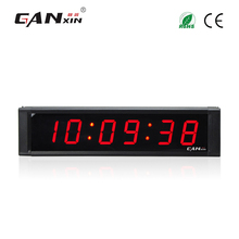 [Ganxin]1 Inch 6 Digits New Material For Convenient Price For Chess Clock Led Display