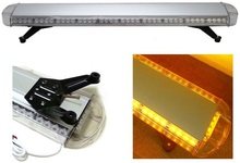 United Safe free shipping ESL3025 low profile GEN III 1 Watt extra bright LED Warning Lightbar(amber/blue/red/white)