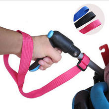 Stroller Safety Wrist Strap Prevent Slip Safe Belt for Baby Carriage Anti-off Accesories Safe Products F20