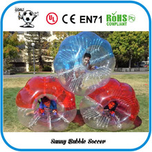 1.5M Bubble Soccer For Rental Business With Good Price ,Zorb Ball For Sale, Bumper Ball,Inflatable Hamster Ball