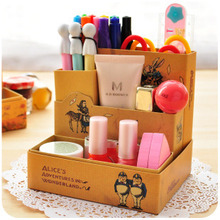 Creative Household Little Prince Fairy Tale Illustration Desktop Storage Box DIY Paper Storage Box Organizers