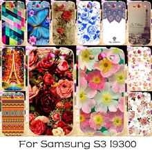 TAOYUNXI Silicone Plastic Phone Cover Case For Samsung I9300 GT-I9300 Galaxy S3 S3 Neo S III I9305 I9308 GT-I9301 Bag Cases