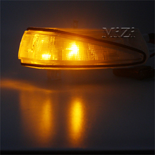 Rearview Mirror LED Turn Signal Light Lamp For HONDA CIVIC FA1 2006 2007 2008 2009 2010 2011 Left & Right