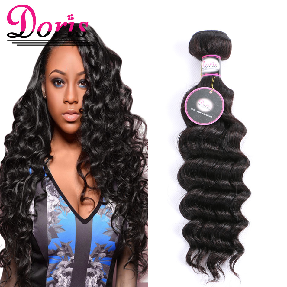 Indian Virgin Hair Curly 1 Bundles 7A Unprocessed Indian Kinky Curly Hair More Wave Natural Wave Queen Doris Hair Products<br><br>Aliexpress