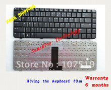 New Laptop Keyboard For HP DV2000 Compaq V3000 DZ20090US Free Shipping